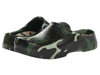 Super Birki By Birkenstock Camouflage Clog Shoes Multi