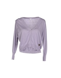 Fred Mello Cardigans Lilac