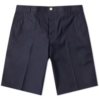 Thom Browne Unconstructed Chino Short Blue