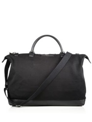 Want Les Essentiels Hartsfield Weekender Tote Navy Black