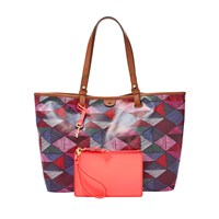 Fossil Zb6818664 Rachel Tote Bag Pink