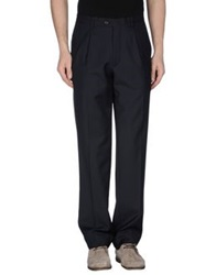 Enrico Coveri Casual Pants Dark Blue