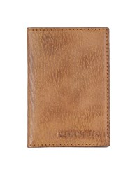 Dsquared2 Document Holders Camel