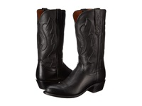 Lucchese M1006.R4 Black Ranch Hand Cowboy Boots