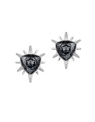 Swarovski Fantastic Pierced Earrings Silver