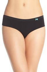 Women's Kensie 'Emily' Lace Back Hipster Briefs Ceramic
