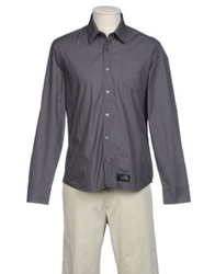 Energie Long Sleeve Shirts Lead