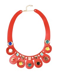 George J. Love Jewellery Necklaces Red
