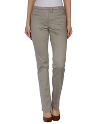Naf Naf Casual Pants Grey