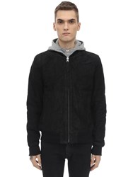Schott Lc Aspen Leather Jacket Black