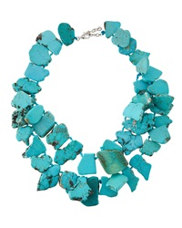 Panacea Turquoise Statement Necklace