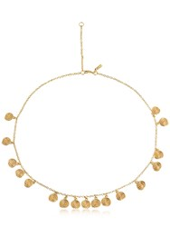 Elizabeth And James Reeves Necklace Gold