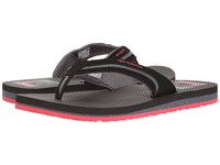 New Balance Brighton Thong Black Red Men's Sandals