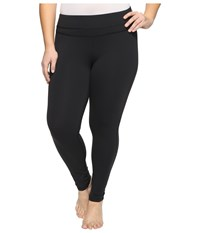 Lucy Extended Studio Hatha Leggings Black Women's Workout