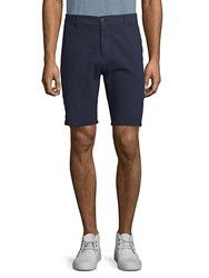 Civil Society Go To Stretch Shorts Navy