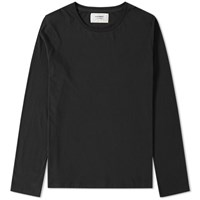 Spalwart Long Sleeve Team Premium Tee Black