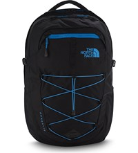 The North Face Borealis Backpack Black Blue
