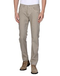 Seventy By Sergio Tegon Trousers Casual Trousers Men Beige