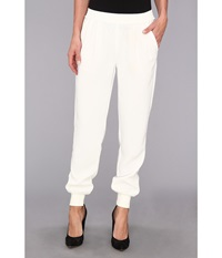 Joie Mariner J099 10183 Porcelain Women's Casual Pants Bone