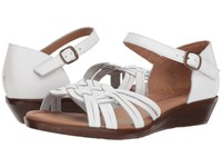 Comfortiva Fortune White Wedge Shoes