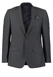 Tom Tailor Suit Jacket Pirate Black