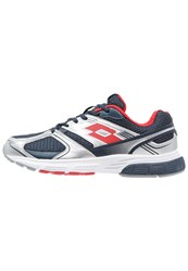 Lotto Zenith Viii Neutral Running Shoes Blu Flame Blue