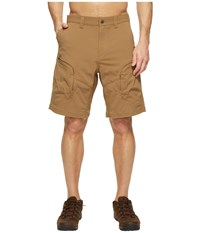 Mountain Khakis Trail Creek Shorts Relaxed Fit Tobacco Men's Shorts Brown
