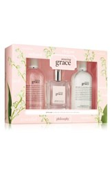 Philosophy Amazing Grace Small Set 88 Value No Color