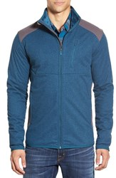 Men's Merrell 'Conifer' Zip Front Fleece Jacket