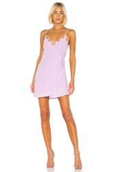 Lovers Friends Island Life Dress Lavender