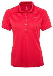 Odlo Georgia Polo Shirt Lollipop Red