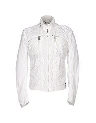 Zu Elements Jackets White