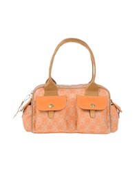 Piero Guidi Handbags Orange