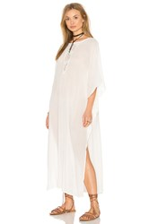 Eberjey End Of Summer Marlowe Cover Up White