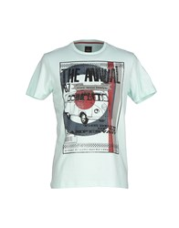 Merc Topwear T Shirts Men Grey
