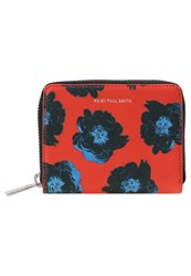 Paul Smith Ps By Sea Aster Wallet Red