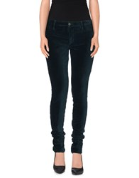 Joe's Jeans Trousers Casual Trousers Women Deep Jade