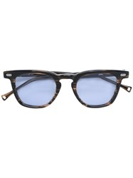 Oamc Square Shaped Sunglasses Brown