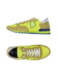 Invicta Sneakers Yellow
