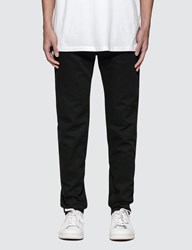 Marcelo Burlon Flags Black Slim Fit Jeans