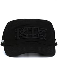 Ktz Military Cap Black