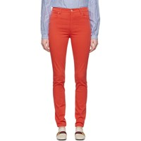 Gucci Red Skinny Jeans