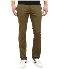 Brixton Reserve Chino Pant Olive Men's Casual Pants