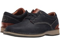 Rockport Prestige Point Plaintoe Oxford New Dress Blues Men's Lace Up Casual Shoes