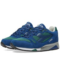 Diadora Uk S8000 Nyl Ita Made In Italy Blue