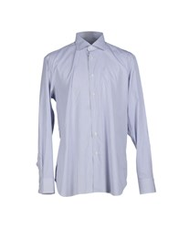 Caruso Shirts Shirts Men Sky Blue