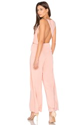 Keepsake Without You Jumpsuit Pink