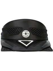 Ktz Perforated Detail Visor Black