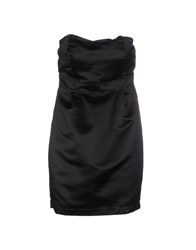 .. Merci Dresses Short Dresses Women Black