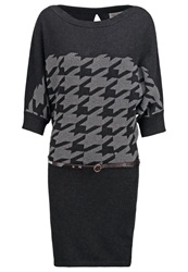 Khujo Ela Jumper Dress Black